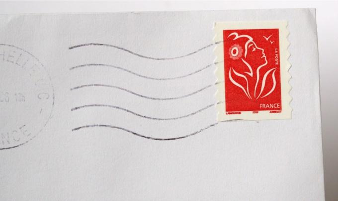 Как отправить письмо в Великобританию