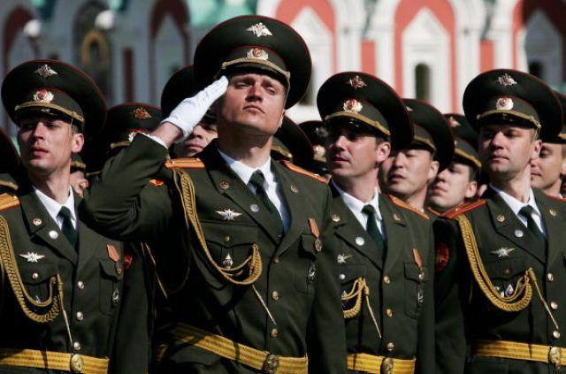 Как быть офицером армии