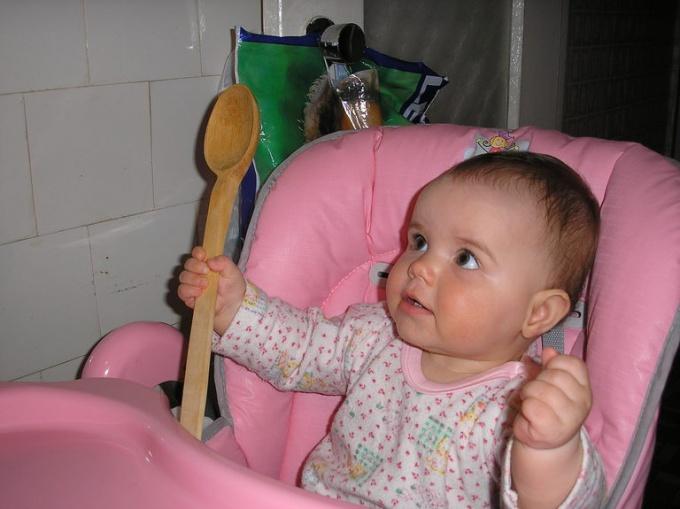 Как готовить детям до 1 года