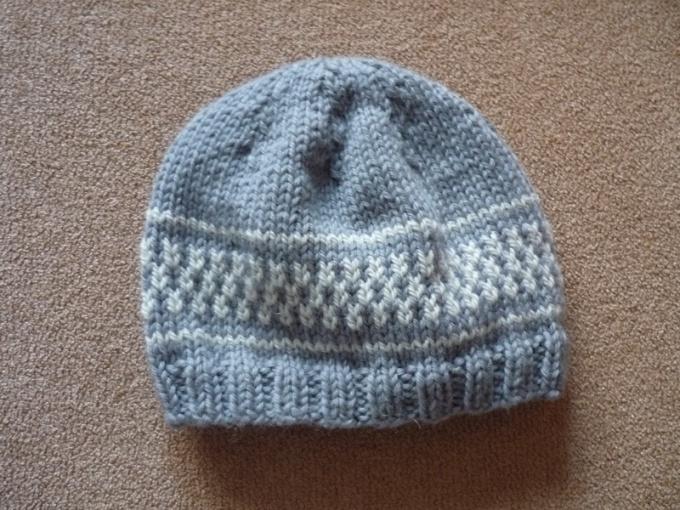 Как уменьшить размер шапки