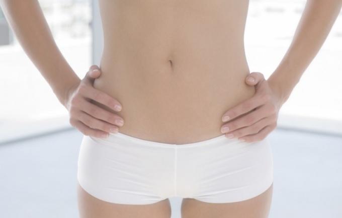 Как согнать жир на бедрах