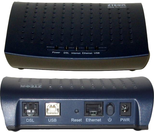 Как настроить ADSL