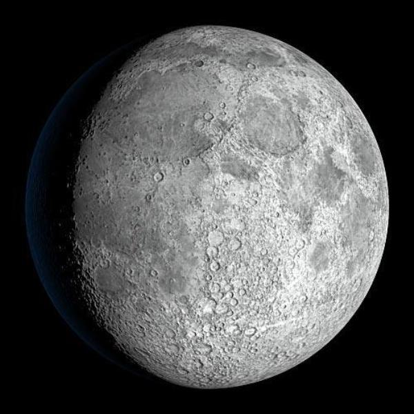 Как определить растущую луну