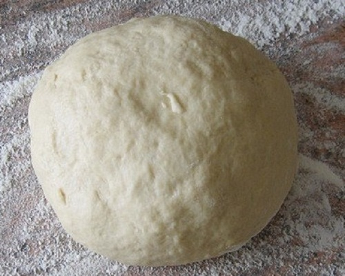 How to prepare dough for fried pies