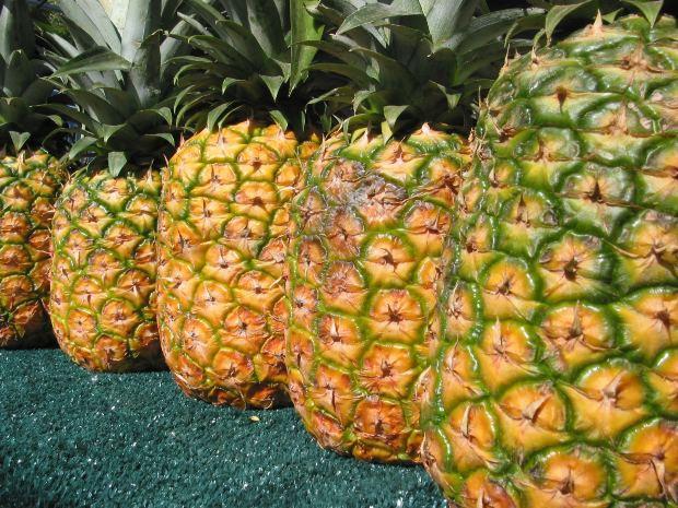 Как сохранить ананас до Нового года
