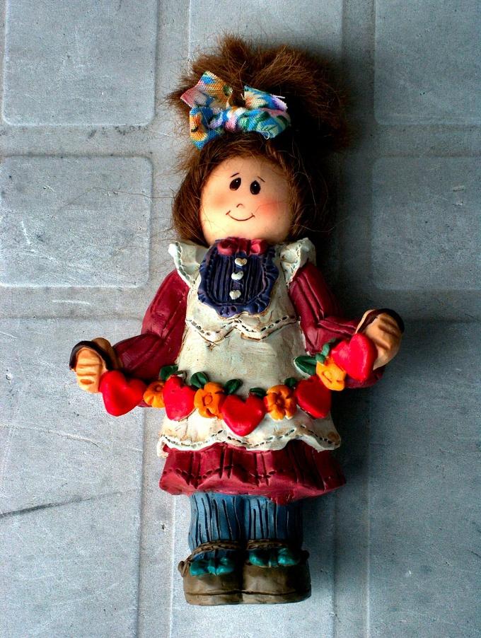 Кукла своими руками из ткани инструкция