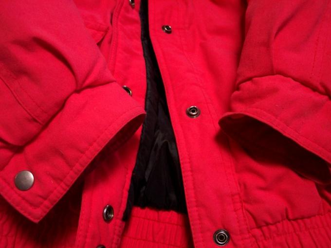 Как обновить куртку