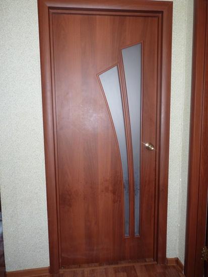 Как удалить жирные пятна на двери