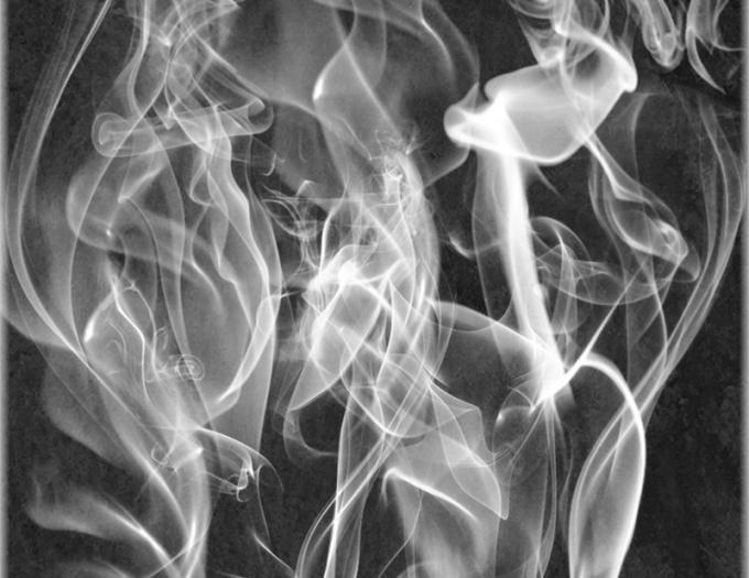 Как убрать запах дыма