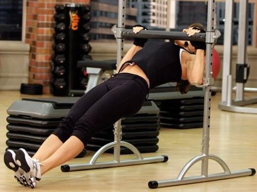 Как накачать плечевой пояс
