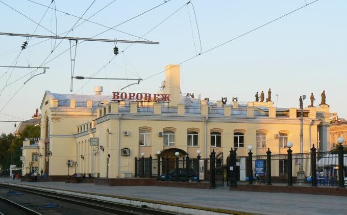 Как устроиться на работу в Воронеже