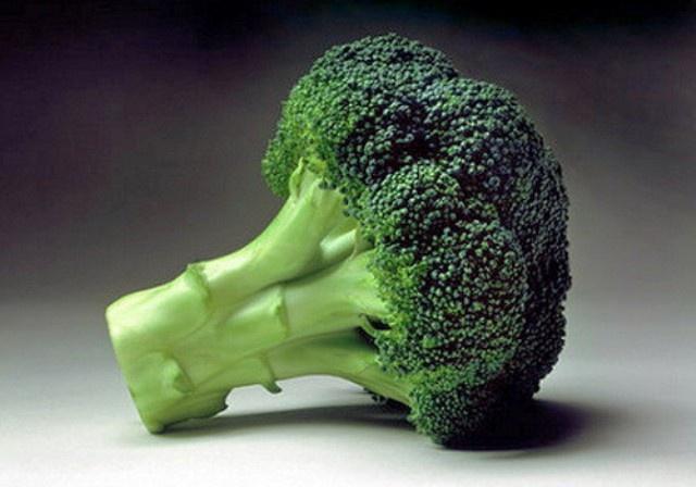 Как жарить брокколи
