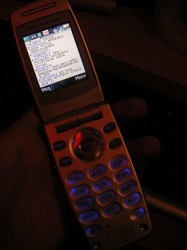 Как настроить чат в телефоне