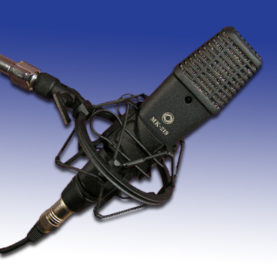 How to choose a microphone for vocals