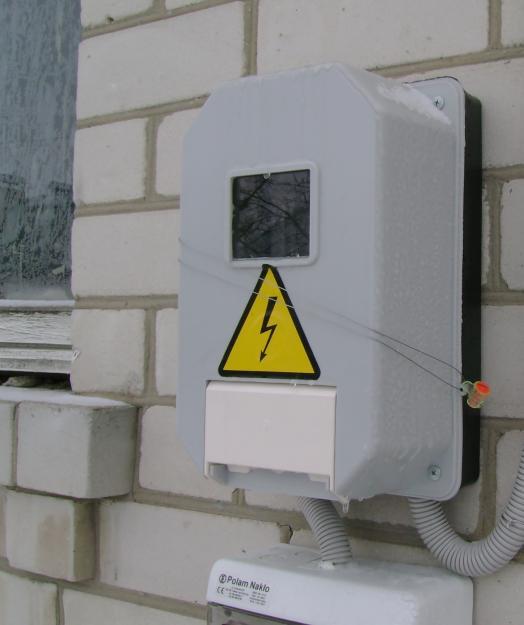 Как провести электричество в частный дом