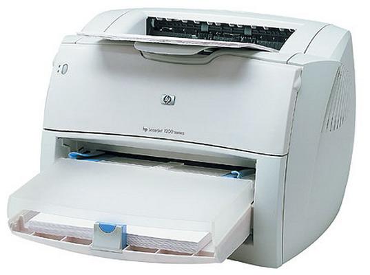 How to set the default printer