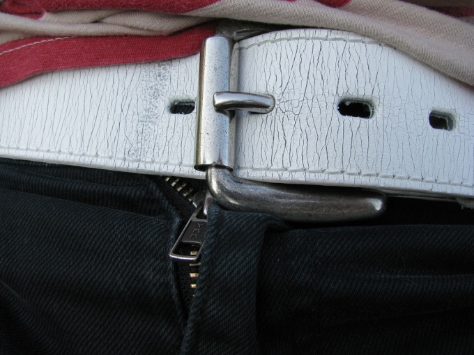 How to choose belt size