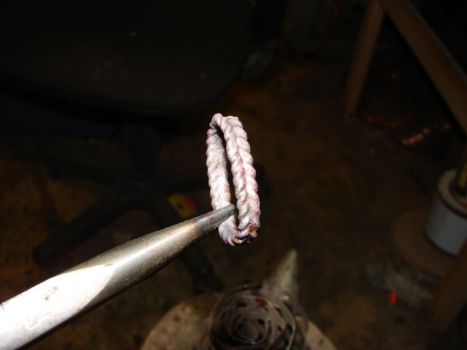 How to solder silver