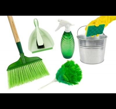 Как убрать пятнышка от зеленки