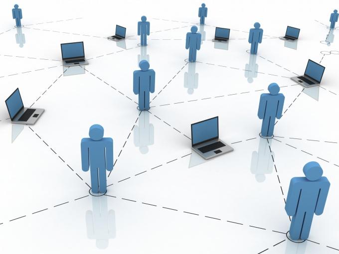 """Как создать сеть """"точка-точка"""""""