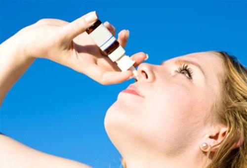 Как избавиться стремительно от заложенности носа