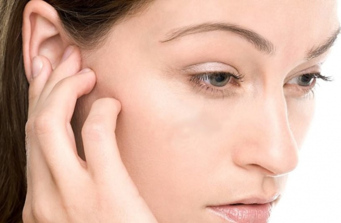 How to clear a blocked ear