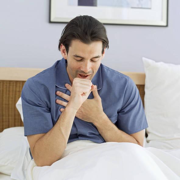 Как сбить кашель