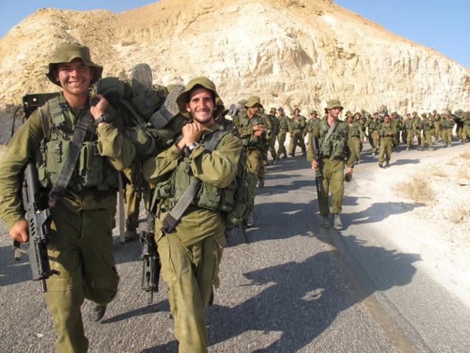 Как попасть в израильскую армию