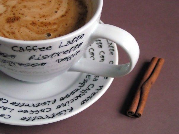 Как приготовить кофе с корицей