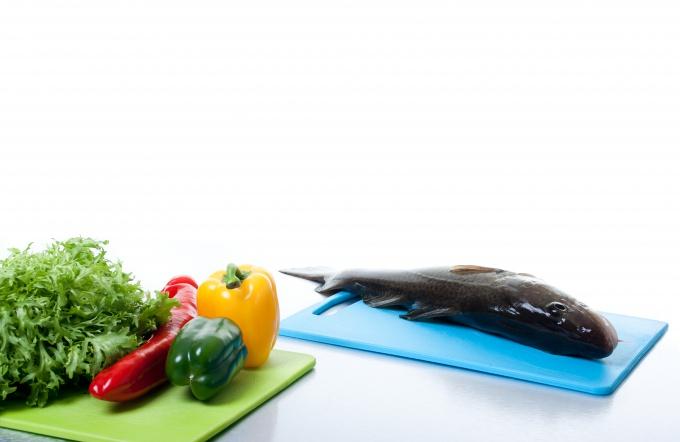 Как устранить запах рыбы