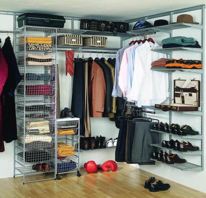 Как собрать гардероб