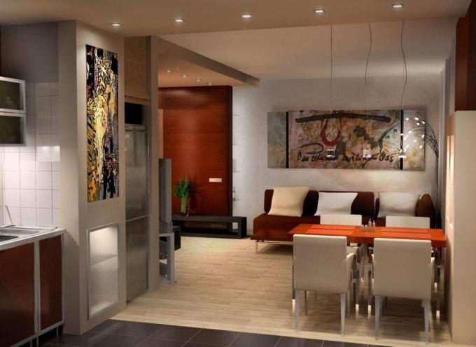 Как нарисовать план квартиры