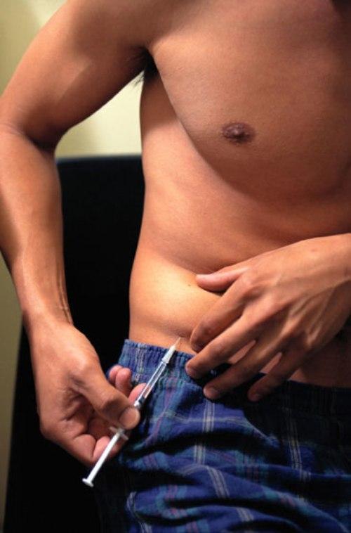 Как вводить инсулин