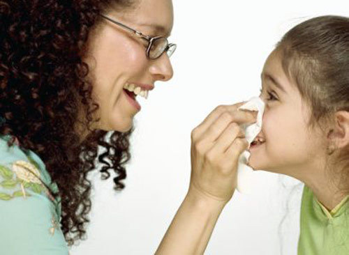How to moisturize the nose