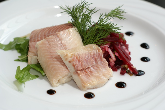 How to cook hake fillet