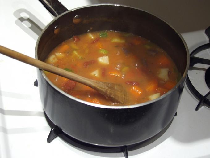 Как приготовить рагу из овощей