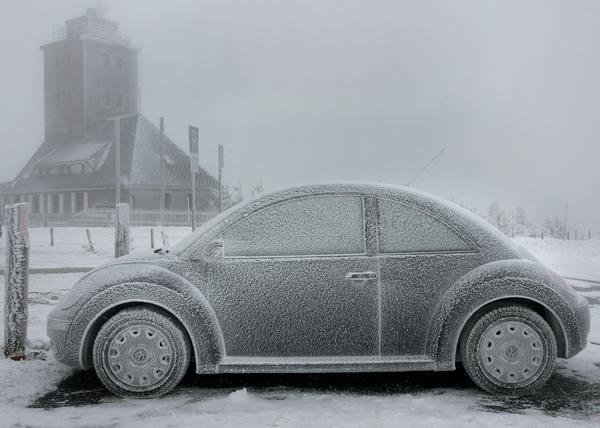 Как завести авто в холод