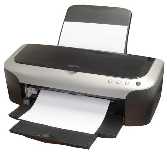 Как включить принтер?
