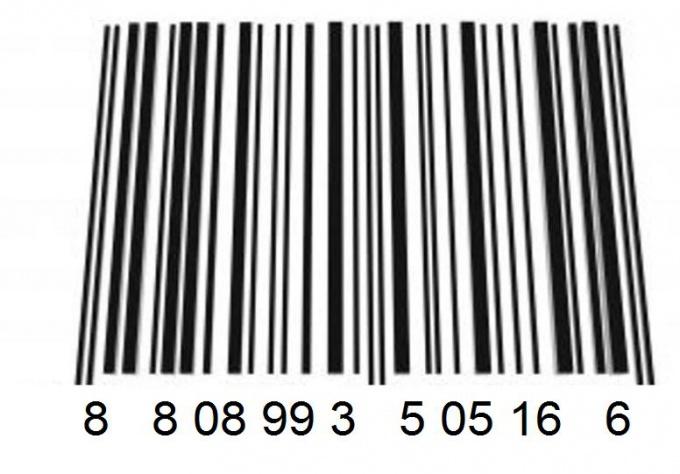 Как прочитать штрих-код
