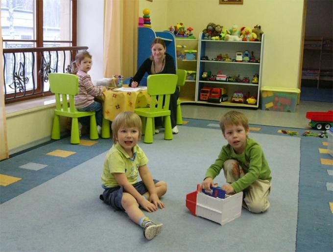 Как поступить в детский сад