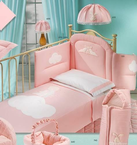 Как сшить комплект для детской кроватки