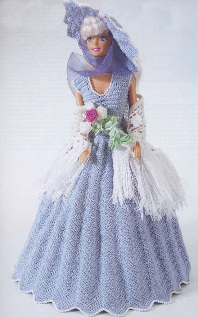 Как вязать одежду для кукол вязаные вещи для кукол спицами ...