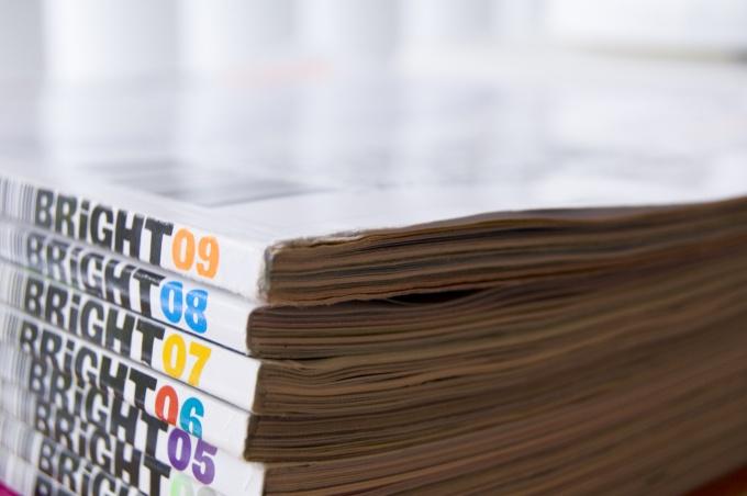 Как оформить журнал в списке литературы