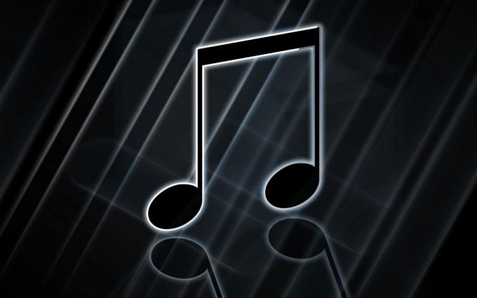 Как поставить песню взамен гудка