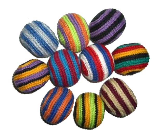 How to learn to play hacky sack