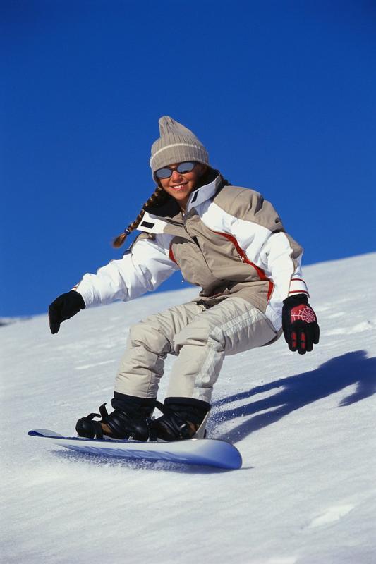 Как определить ростовку сноуборда