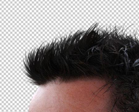 Как вырезать сложные объекты в Photoshop