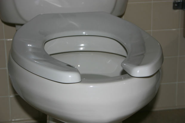 How to wash the toilet