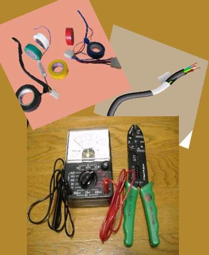 Как заменить электропроводку самому