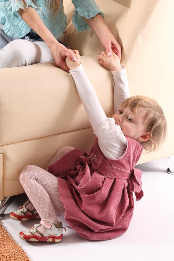 Как забрать дочь